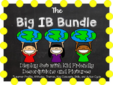 The Big IB Bundle - Profile,Attitudes,Themes,Skills,Concep