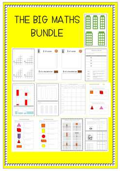 The Big Maths Bundle