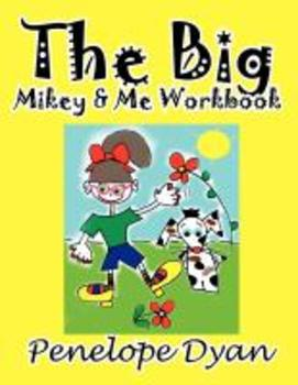 The Big Mikey & Me Workbook
