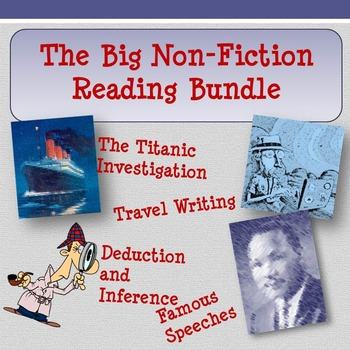 Access English: The Big Non-Fiction Reading Bundle