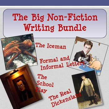 Access English: The Big Non-Fiction Writing Bundle