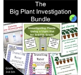 The Big Plant Investigation Bundle:  Plant Experiments for 3rd, 4th, 5th