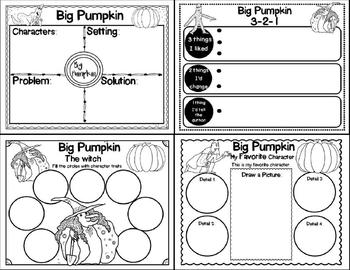 The Big Pumpkin (Story Companion with story and Nonfiction Pumpkin QR codes)