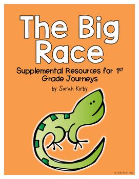 The Big Race 1st Grade Journeys Supplemental Resources