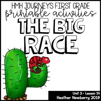 The Big Race: Journeys 1st Grade (Unit 3, Lesson 14)