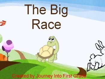 The Big Race (Journeys Common Core Reading Series)