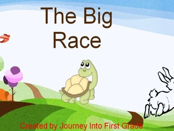 The Big Race (Journeys Common Core Reading Series)
