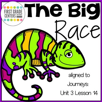 The Big Race: Journeys First Grade Unit 3 Lesson 14