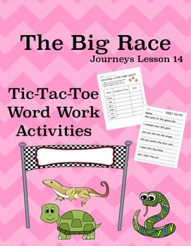 The Big Race Journeys Lesson 14