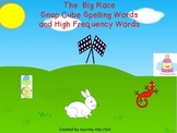 The Big Race:Snap Cube Spelling and High Frequency Words