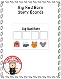 The Big Red Barn Story Boards