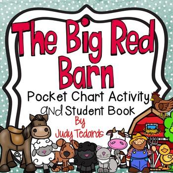 The Big Red Barn (Pocket Chart Activity)