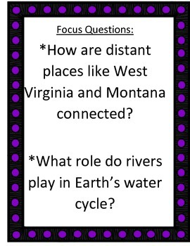 The Big Rivers Written by Bruce Hiscock - Imagine It - 6th Grade