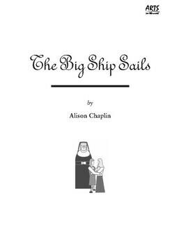 The Big Ship Sails