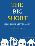 The Big Short Movie Guide & Activity Packet