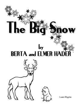 The Big Snow Story Unit