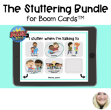 The Stuttering Bundle for Boom Cards™