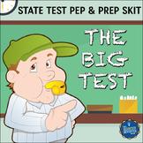 State Test Prep Coaching Skit