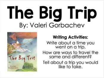 The Big Trip Activities