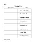 The Big Trip Comprehension