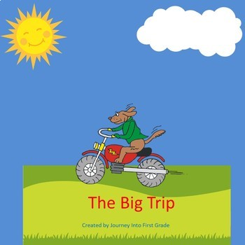 The Big Trip (Journeys Common Core Reading Series)