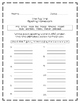 The Big Trip, Journeys® First Grade, Unit Four Spelling Homework