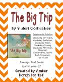 The Big Trip Suplemental Activities 1st Grade Journeys Unit 4, Lesson 17