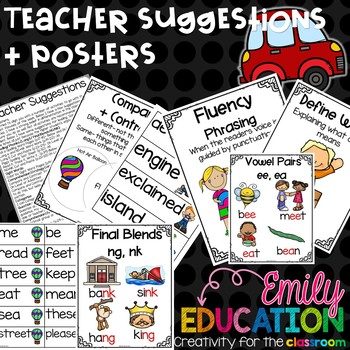 The Big Trip Supplement Activities Journeys 1st Grade Lesson 17