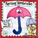 The Big Umbrella Spring Rain Craft