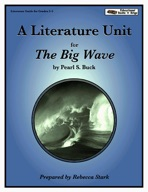 The Big Wave, by Pearl Buck, Literature Unit