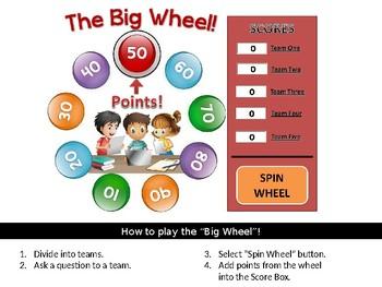 The Big Wheel!