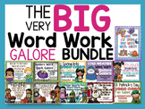 The Big Word Work Galore Bundle