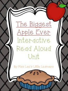 """""""The Biggest Apple Ever"""" Interactive Read Aloud"""
