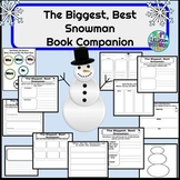 The Biggest, Best Snowman Book Companion