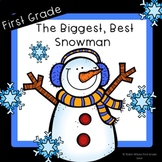 The Biggest Best Snowman Activities