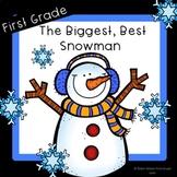 The Biggest Best Snowman Activities