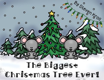 The Biggest Christmas Tree Ever (A Story Companion)