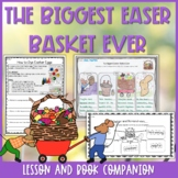 The Biggest Easter Basket Ever Lesson Plan and Book Companion