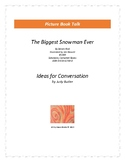 The Biggest Snowman Ever: Ideas for Conversation
