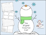 The Biggest Snowman Ever! {Story Responses}