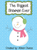 The Biggest Snowman Ever Unit