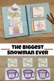 The Biggest Snowman Ever unit -CCSS aligned