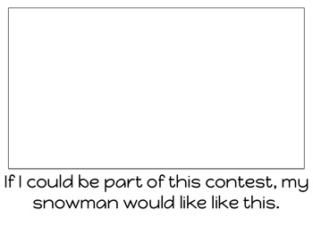 The Biggest Snowman STEM Story