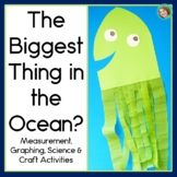 Activities for the Book I'm The Biggest Thing in the Ocean