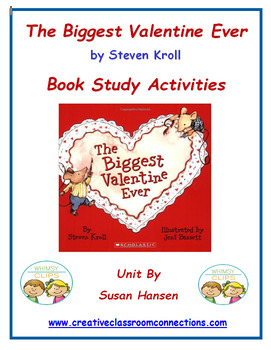 The Biggest Valentine Ever: Book Study