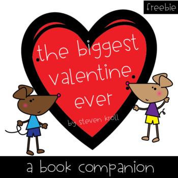 The Biggest Valentine Ever Freebie