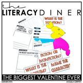 The Biggest Valentine Ever - Kindergarten Read Aloud: The
