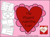 The Biggest Valentine Ever! {Response Activities}