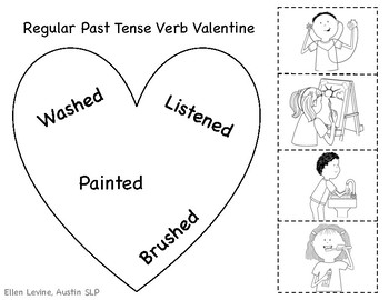 The Biggest Valentine Ever: Speech and Language Book Companion