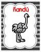 Bilingual Alphabet- Cards
